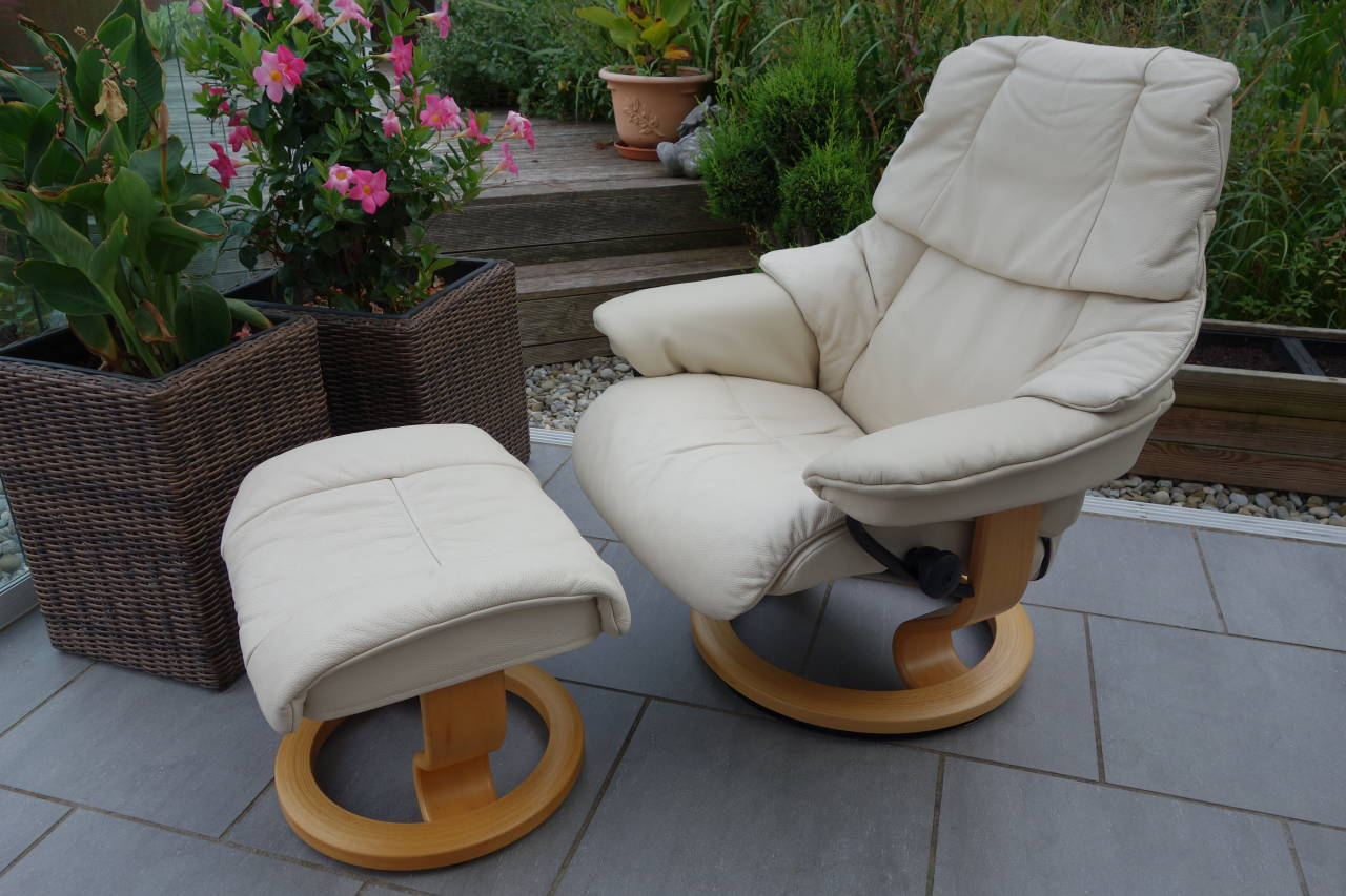 Stressless sessel reno gebraucht for Sessel quietscht